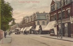 Cambridge Parade, Twickenham (Cresswell Road)