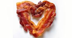 """Who doesn't love bacon? To misquote Benjamin Franklin, """"Bacon is proof that God loves us and wants us to be happy. Barbecue, Bbq Ribs, Dr Drauzio Varella, Bacon Day, Bacon Bacon, Bacon Food, Bacon Jokes, Bacon Recipes, Food Porn"""