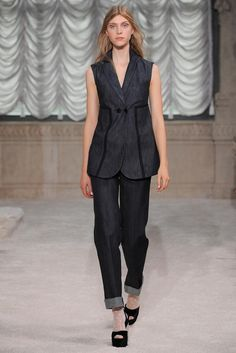 Giamba Spring 2015 Ready-to-Wear - Collection - Gallery - Look 1 - Style.com