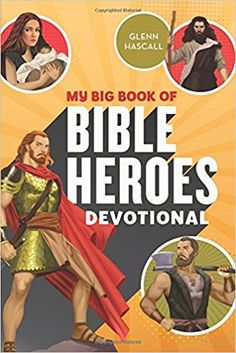 Amazon end game will robie series 9781455586608 david my big book of bible heroes devotional by glenn hascall fandeluxe Choice Image
