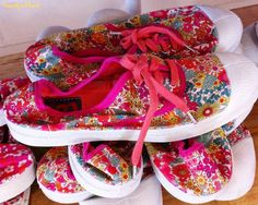 Liberty 'Margaret Annie' shoes at The Corner Store, Claremont WA