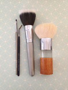 Quo brushes - $3 each, $5 for kabuki