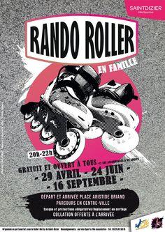 Rando Roller en Famille, vendredi 29 avril 2016, à Saint-Dizier