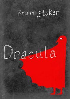 Bram Stoker's Dracula cover by Aurora Cacciapuoti