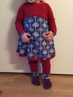 Tunika Kleid 80-164 - Mama Nähblog: Freebook Mamas.Naehen BasisShirt (s)