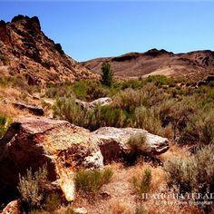 My favorite desert hiking spot.  #landscape #earth #desert #rocks #nature #hiking #summer #outdoors #adventure #Idaho