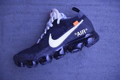 A Closer Look at the OFF-WHITE x Nike Air VaporMax Adidas Outfit, New York Fashion, Milan Fashion Weeks, Runway Fashion, Fashion Models, Fashion Tips, Nike Air Max, Running Shoes Nike, Nike Free Shoes