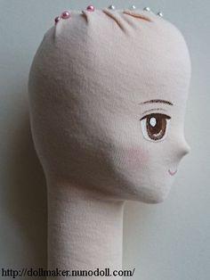 Making a doll
