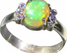 Buy Opal Engagement Rings Online | Opal Auctions