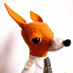 ☃ Plush Toy Preciousness ☃ mr. fox