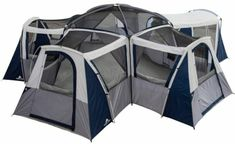 Best Tents For Camping, Family Camping, Go Camping, Camping Hacks, 20 Person Tent, Screen Tent, 3 Season Tent, Zelt Camping, Large Tent