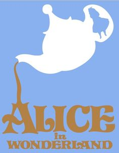 alice in wonderland sign