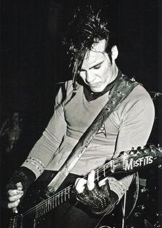 Doyle Wolfgang Von Frankenstein of The Misfits, 1982