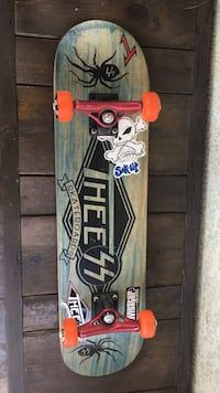 c2793c3d0f Used black and gray skateboard in Los Angeles Skateboard Decks For Sale,  Skateboards For Sale
