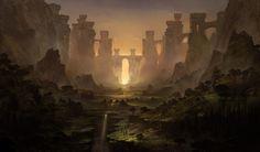 Sunfalls, Sunterranse Federation