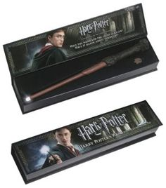 Harry Potter Illuminating Wand - Harry Potter