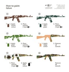 How to paint Russian Izlom Save those thumbs & bucks w/ free shipping on this magloader I purchased mine http://www.amazon.com/shops/raeind No more leaving the last round out because it is too hard to get in. And you will load them faster and easier, to maximize your shooting enjoyment.