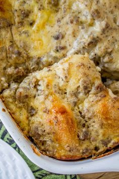Biscuits And Gravy Casserole Recipe Easy Breakfast Casserole. Biscuits And Gravy With Sausage And Egg Breakfast . Biscuits And Gravy Casserole Spicy Southern Kitchen. Overnight Hashbrown Breakfast Casserole, Sausage Breakfast, Breakfast Dishes, Breakfast Time, Breakfast Recipes, Breakfast Biscuits, Breakfast Ideas, Christmas Breakfast Casserole, Easy Biscuits And Gravy