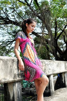 Bridgeson Bohemian dress