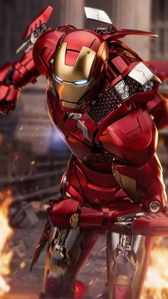 Check out this awesome collection of Iron Man Weapons IPhone Wallpaper is the top choice wallpaper images for your desktop, smartphone, or tablet. Iron Man Avengers, The Avengers, Iron Man Kunst, Iron Man Art, New Iron Man, Marvel Fan, Marvel Heroes, Marvel Comics, Iron Man Wallpaper