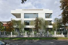 Apartment building Prule, Ljubljana/ Bevk Perovic arhitekti