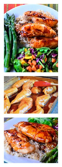 Easy Baked Teriyaki Tenders | reluctantentertainer.com