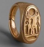 Risultati immagini per anelli egipto