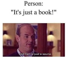 book lovers understand hell