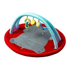 LEKA CIRKUS Baby gym IKEA Movement and sharp contrasts stimulate the baby's eyesight.