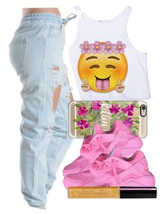 """"""""""" by mindless-asia ❤ liked on Polyvore featuring Casetify and Bobbi Brown Cosmetics"""