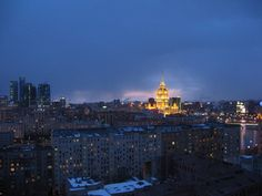 Moscow, Russia   Moskau, Russland