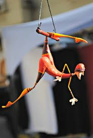 Discover recipes, home ideas, style inspiration and other ideas to try. Paper Mache Crafts, Wire Crafts, Paper Mache Sculpture, Sculpture Art, Decoration Cirque, Paper Dolls, Art Dolls, Paperclay, Vintage Circus