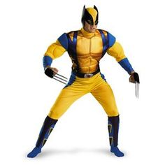 These Wolverine costumes are available in child and adult sizes. We have child Marvel Wolverine boys costumes for Halloween from the X-Men movies. Costumes Marvel, Adult Superhero Costumes, X Men Costumes, Costumes For Teens, Adult Costumes, Superhero Party, Robot Costumes, Fantasy Costumes, Group Costumes