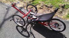 My 2001 Trice Micro Sport Trike