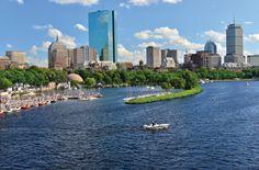 Palco da maratona mais antiga e mítica do mundo, Boston também traz muitas outras opções de lazer