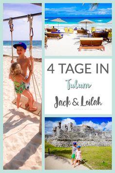 Wunderschöne Strände und Maya Ruinen in Tulum. Tulum, Travel With Kids, Backpacking, Maya, Bikinis, Swimwear, Mexico, Traveling With Children, Ruins
