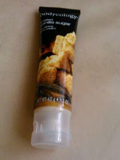 Body Cology Toasted Vanilla Sugar Nourishing Body Cream 2 ounce #Bodycology