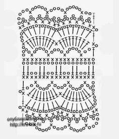 Crochet Edging And Borders Baby Crochet Patterns Part 35 - Beautiful Crochet Patterns and Knitting Patterns - Baby Crochet Patterns Part 35 Tops A Crochet, Crochet Cord, Crochet Geek, Crochet Borders, Thread Crochet, Love Crochet, Beautiful Crochet, Irish Crochet, Crochet Lace