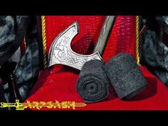 How To Make $2 Viking Leg Wraps And Wear Them - Larp Style