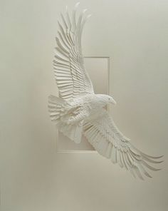 paper sculpture (8). Follow us www.pinterest.com/webneel
