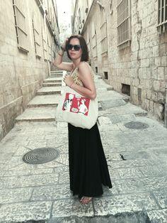 Nice spot in Jerusalem :) http://millenniumagelifestyle.blogspot.com/2014/06/somewhere-in-jerusalem.html