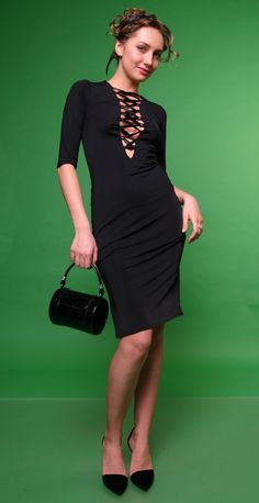 Little Black Dress Looks | little-black-dress | LALA style
