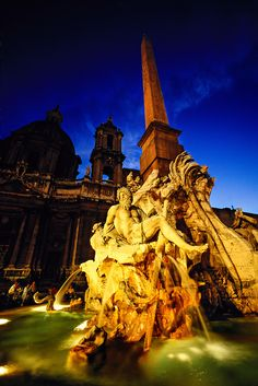 Piazza Navona, Rome, Italy Been here!  Love it!  Want to go back!!!