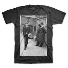 Rolling Stones 50 Apparel  | Rolling Stones Mick & Police T-Shirt | Shop the Rolling Stones 50 Official Store - I want this!