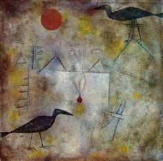 Paul Klee, Kraehenlandschaft