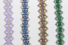Deb Roberti's Secret Santa Bracelet Pattern