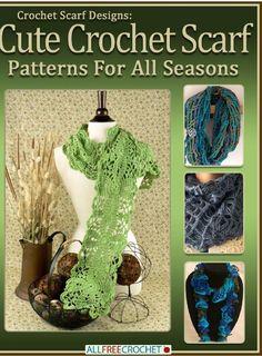 Crochet scarf designs cute crochet scarf patterns by Sueli Leonardi - issuu