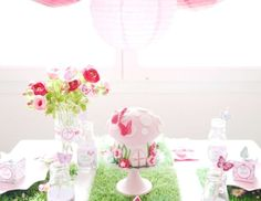 Pink Pixie Party