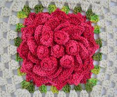 Receitas Círculo - Flor de Natal Barroco