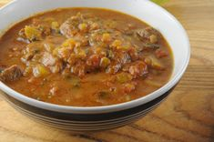 Recipes from The Democratic Republic of the Congo: Moambe Stew